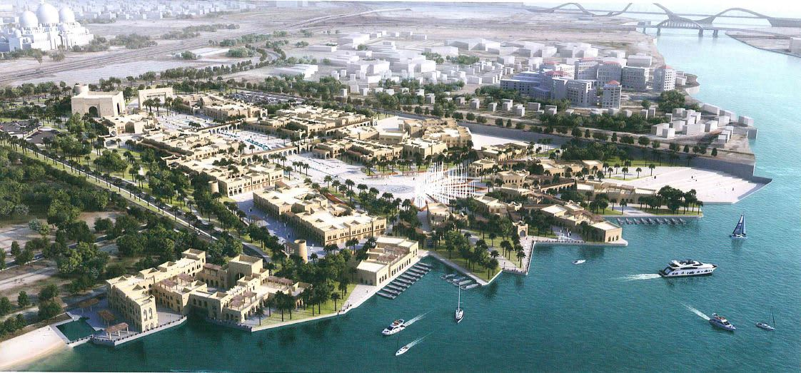 New Abu Dhabi Traditional Souq | ProTenders