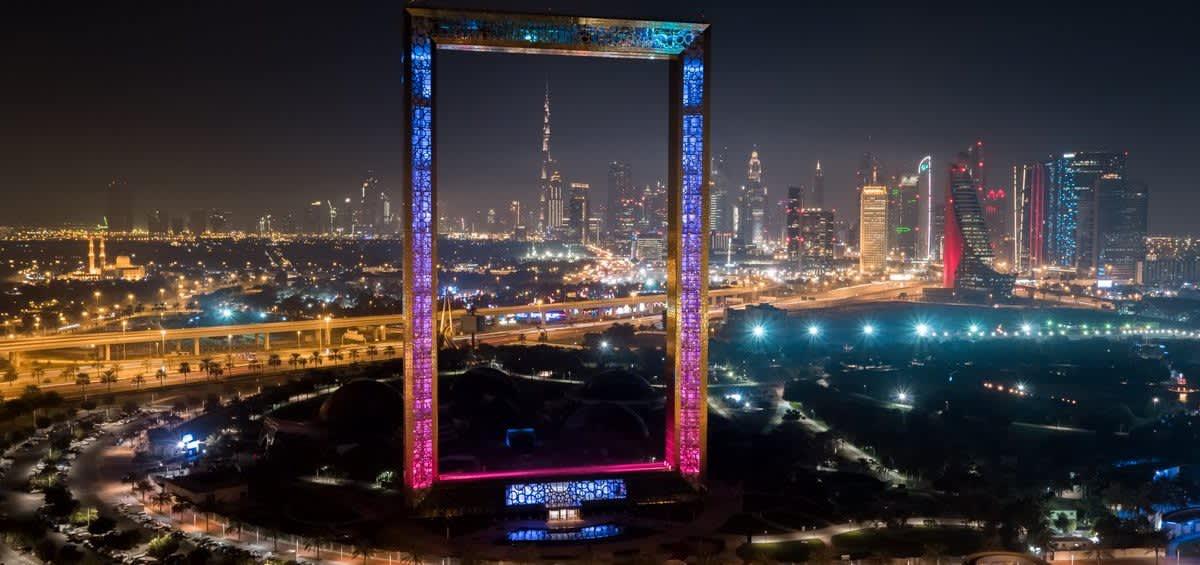 Dubai Frame Protenders