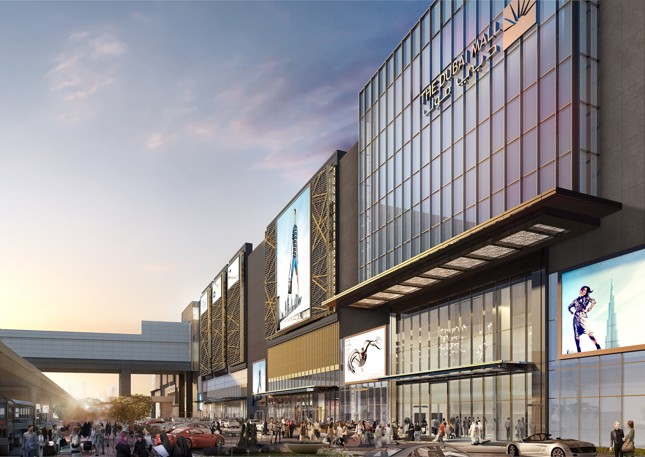 Key Auto Mall >> Dubai Mall Zabeel Expansion | ProTenders