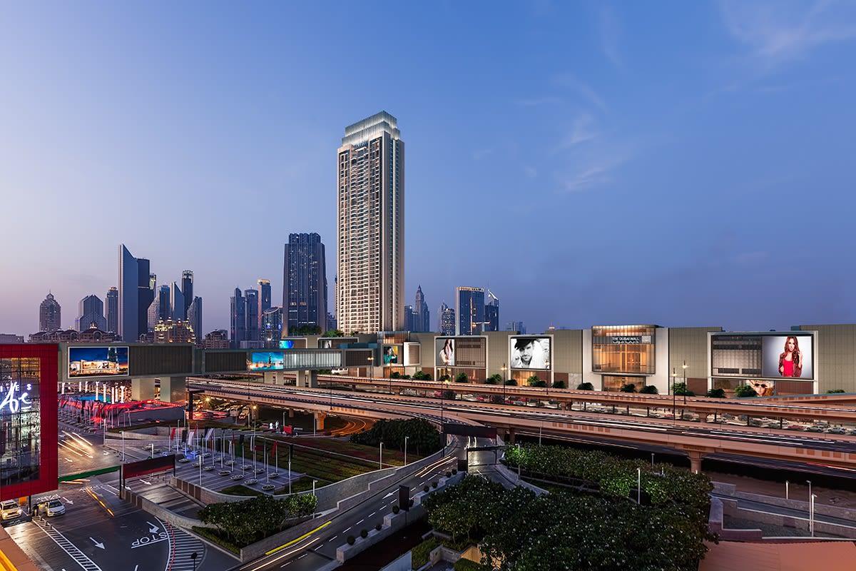 First Team Auto Mall >> Dubai Mall Zabeel Expansion | ProTenders