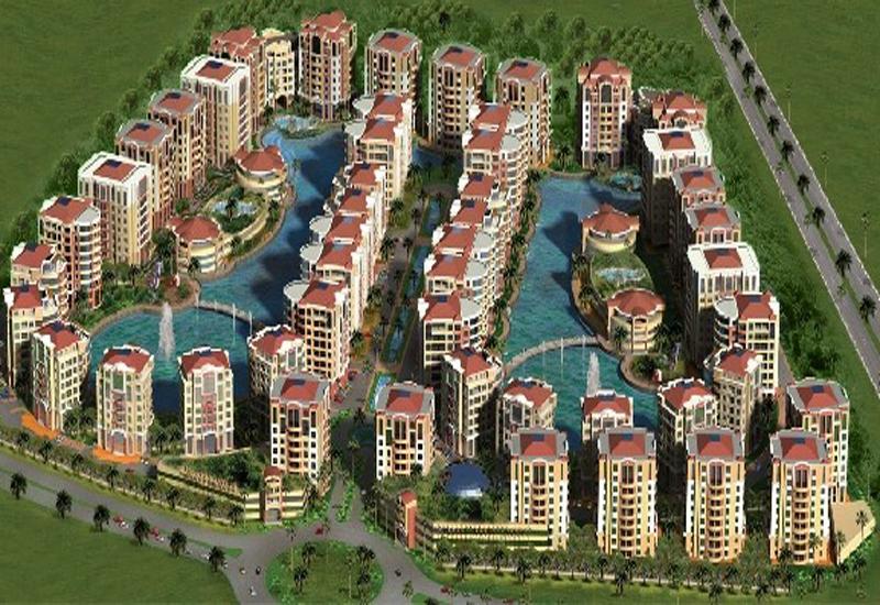 Developments In Dubai : Dubai lagoon protenders
