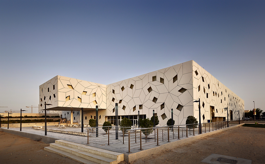 Qatar liberal arts and sciences college protenders for Architecture companies qatar
