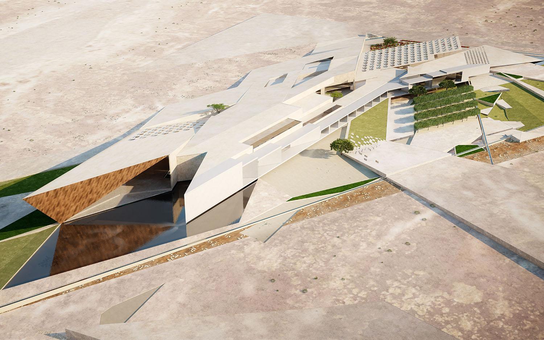 Library Design Ideas Oman Renaissance Museum Protenders