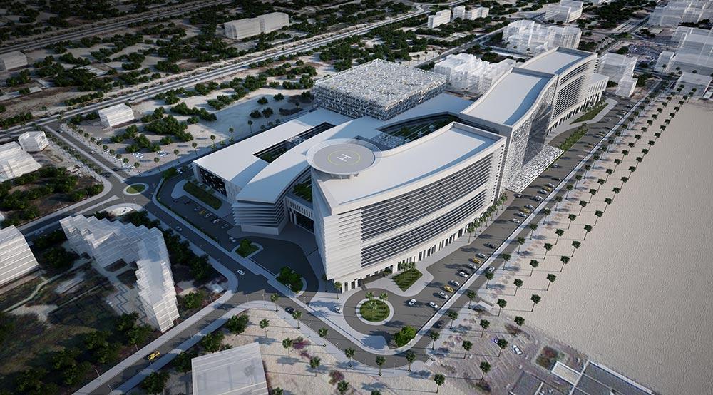 New Al Sabah Hospital Protenders