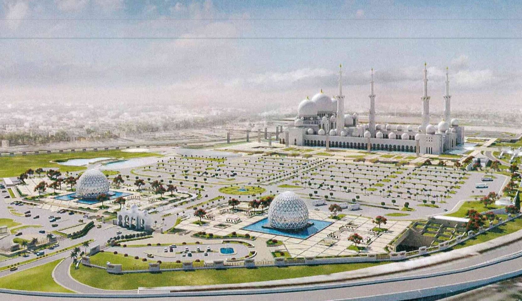 Sheikh Zayed Mosque Cost on Coffee Shop Floor Plan Plans Free