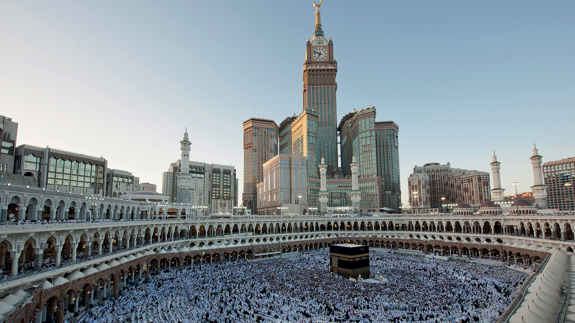 Makkah Royal Clock Tower | ProTenders