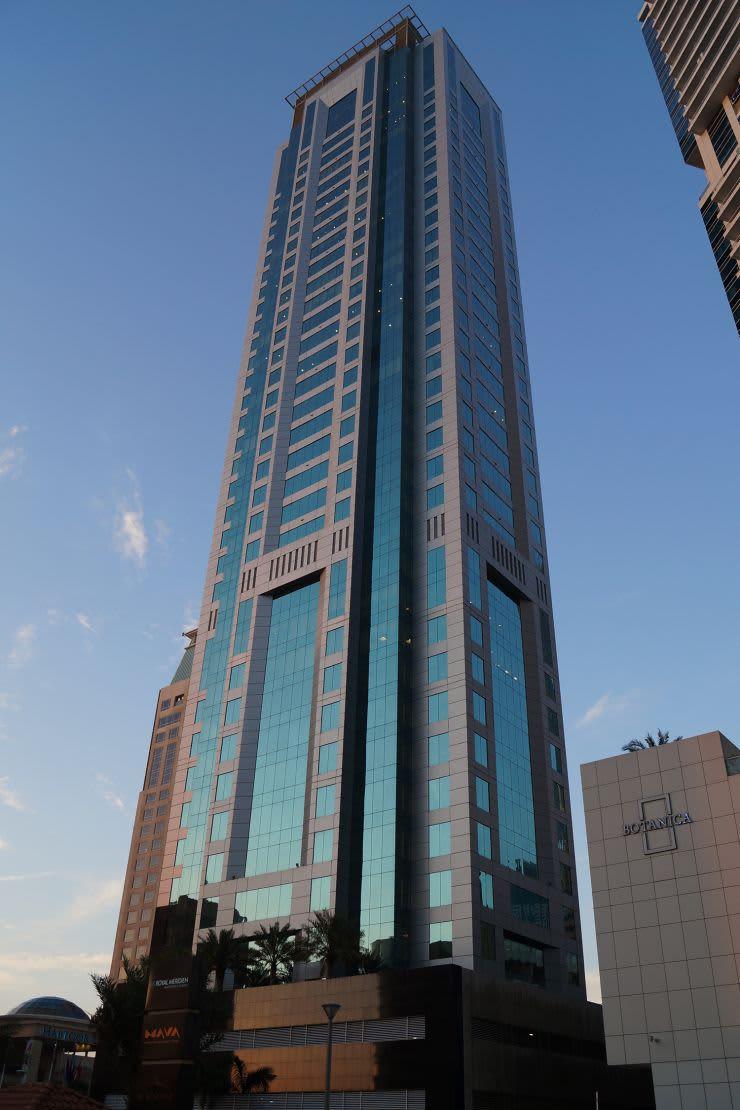 Al Habtoor Business Tower | ProTenders