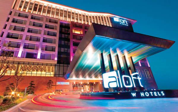 Aloft Deira City Center   ProTenders