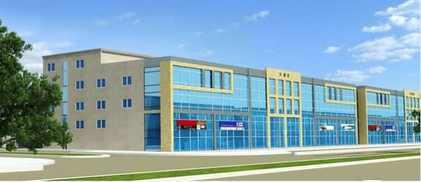 Asfan Industrial City | ProTenders