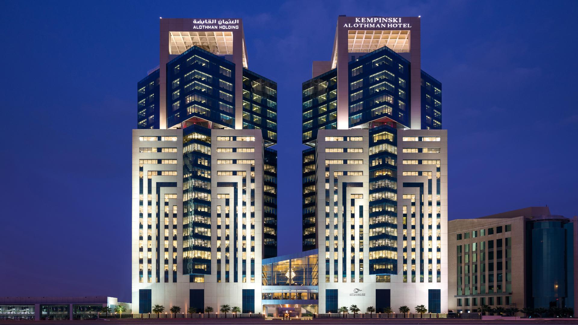 Al Khobar Kempinski Hotel | ProTenders