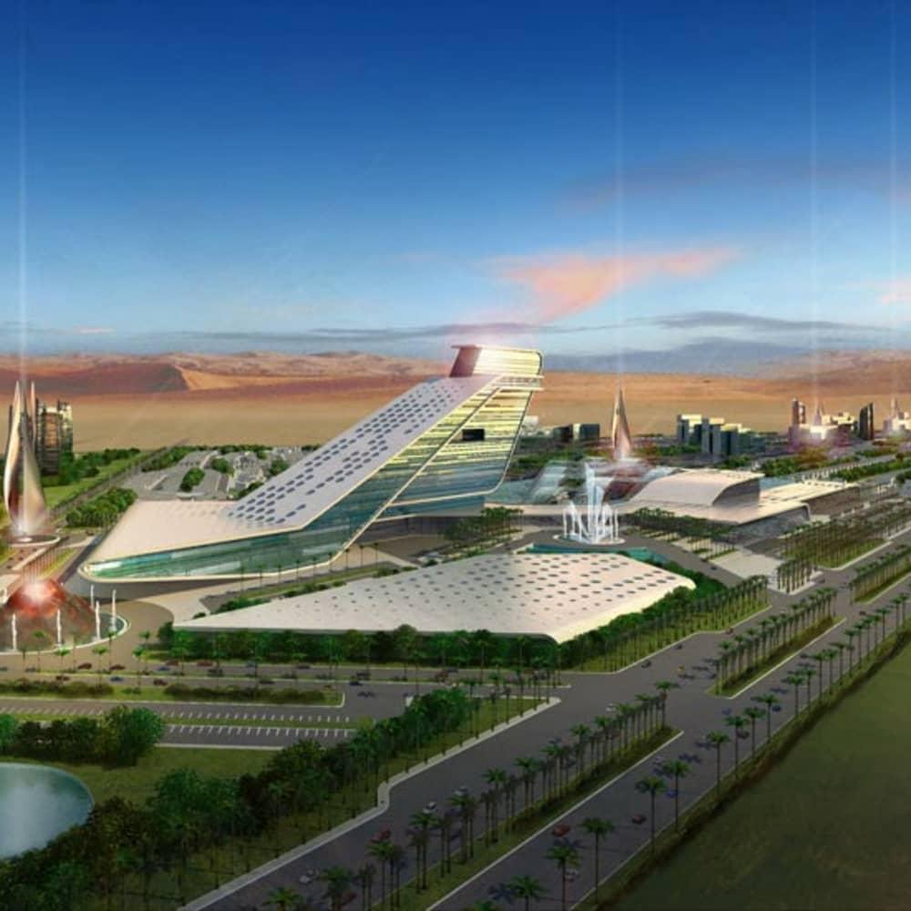 Sudair Industrial City   ProTenders
