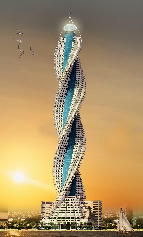 башня кобра кувейт - 12