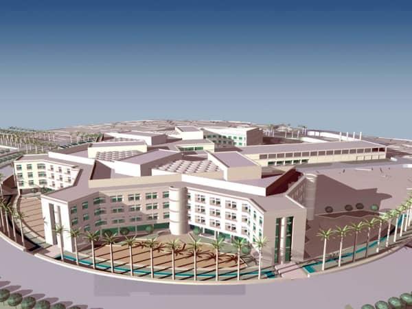 Ahmadi Hospital | ProTenders