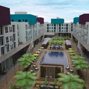 Al Akaria Residential Compound Protenders