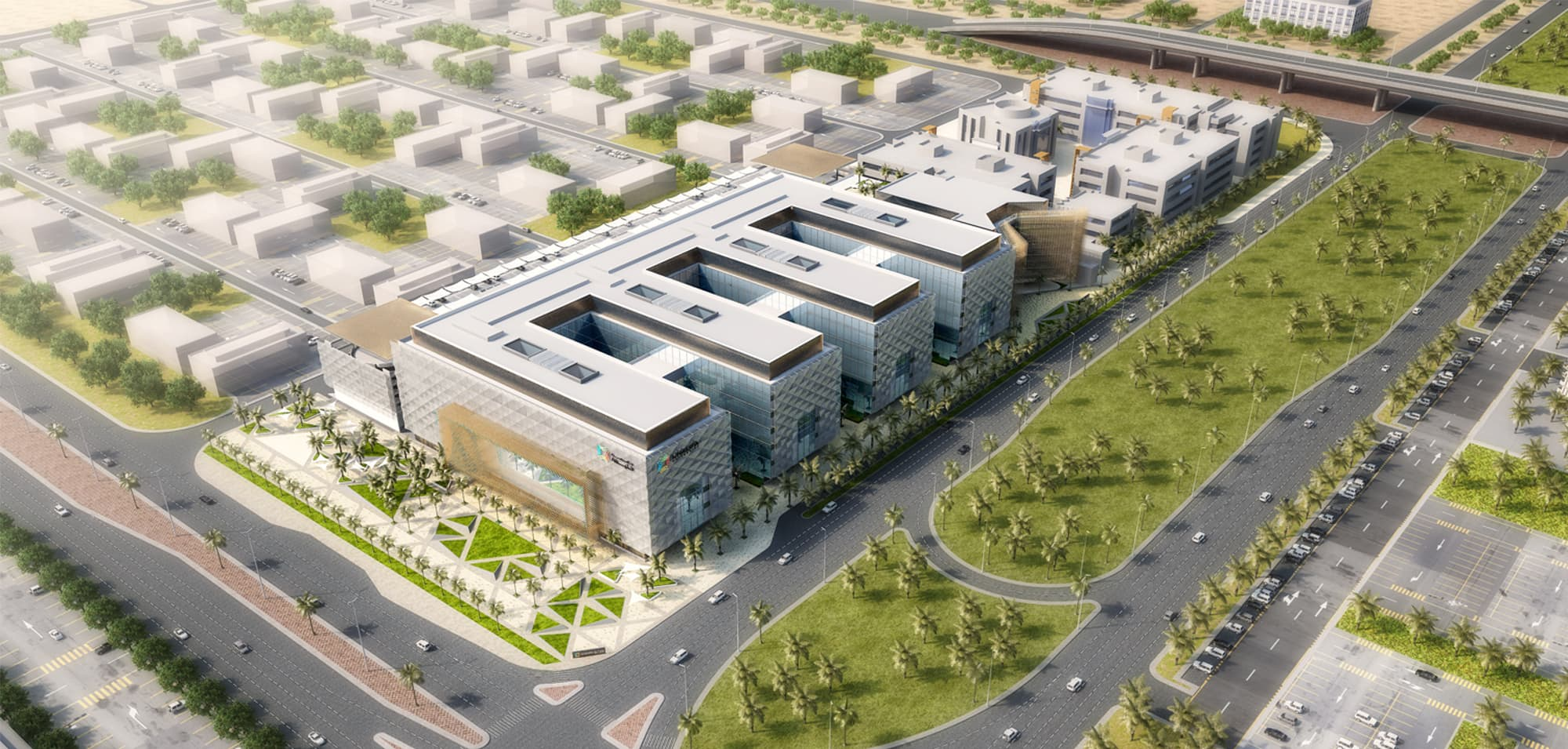 Khalifa University Campus Expansion Protenders