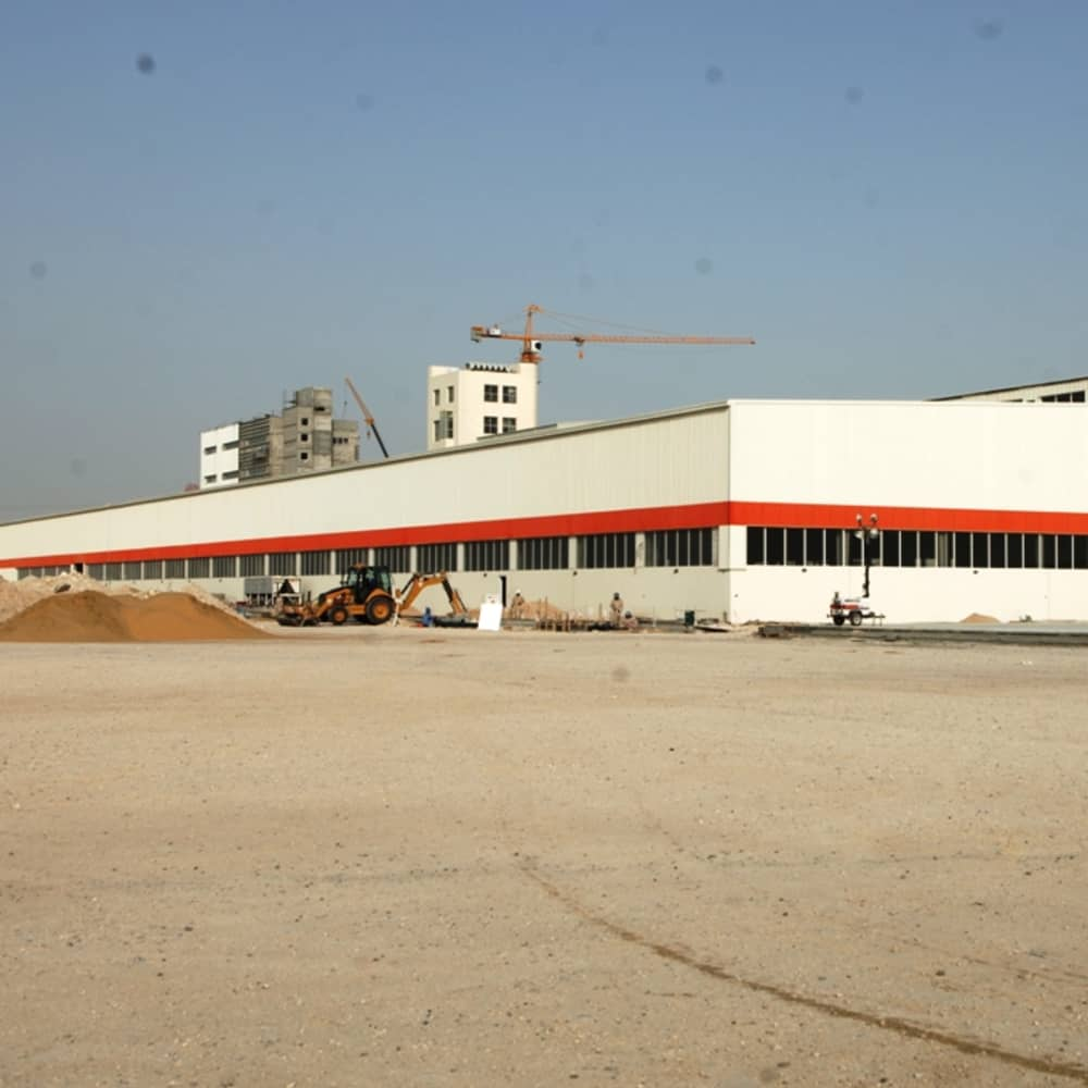 Manufacturing Facility for Qatar International Cable Company