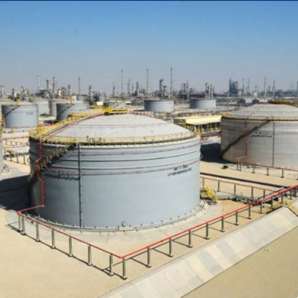SATORP Jubail Refinery & Petrochemical Complex (Package 6) Refinery