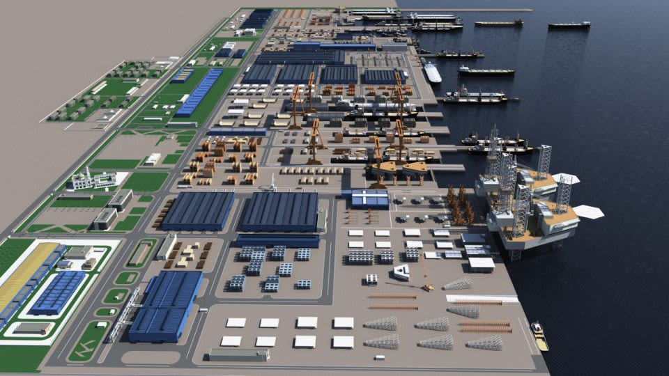 King Salman International Complex for Maritime Industries & Services