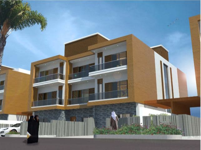 Amlak Villa Complex Protenders