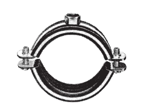 Pipe Supports Extension Split Ring Hangers PSx-03 | ProTenders