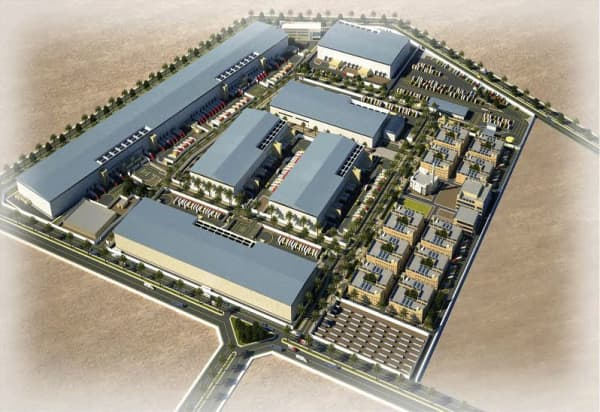 Milaha Logistics City (Phase 1) | ProTenders