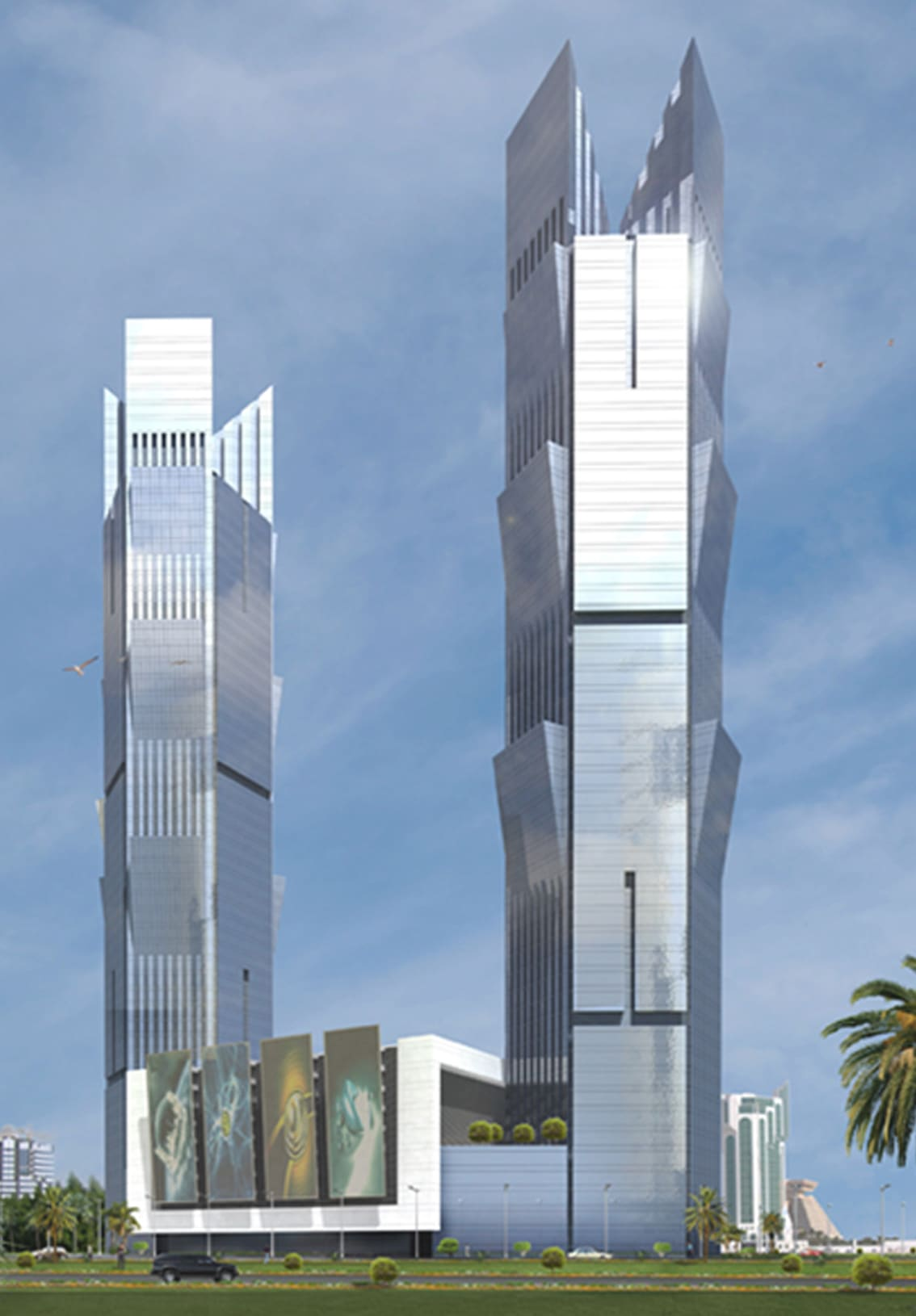 Palm Towers   ProTenders