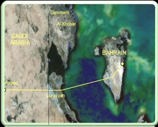 New Arabia Pipeline | ProTenders