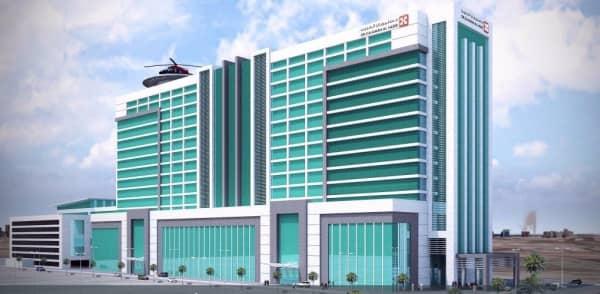 Dr  Sulaiman Al Habib Hospital at Jeddah | ProTenders