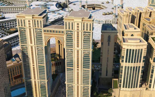 Jabal Omar Address Makkah | ProTenders