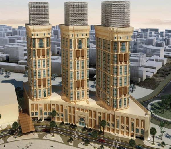 Jabal Omar Development (Phase 5) | ProTenders
