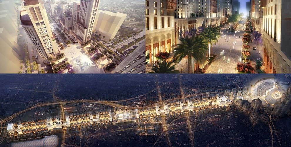 Progressive Claim Status >> King Abdul Aziz Road Development Infrastructure Work   ProTenders