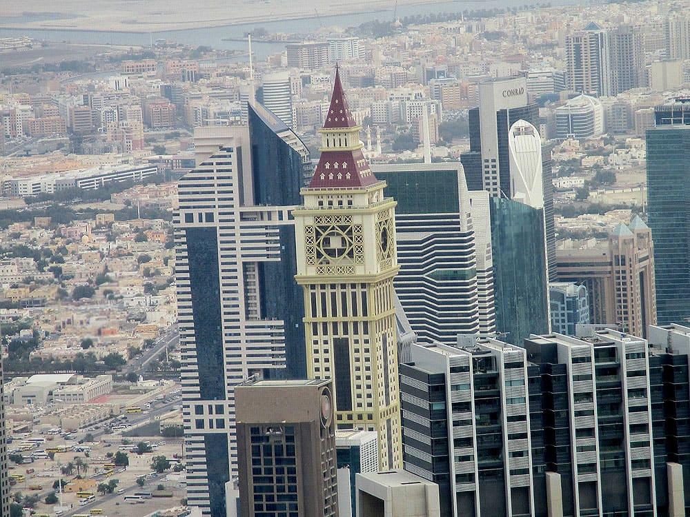 Al Yaqoub Tower Protenders