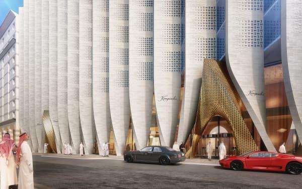 Kempinski Hotel Madinah | ProTenders