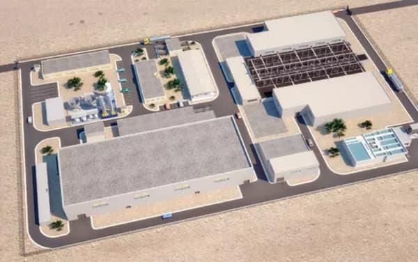 Sohar III Desalination Plant | ProTenders