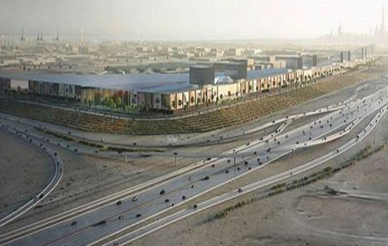 Jebel Ali Free Zone Traders Market   ProTenders