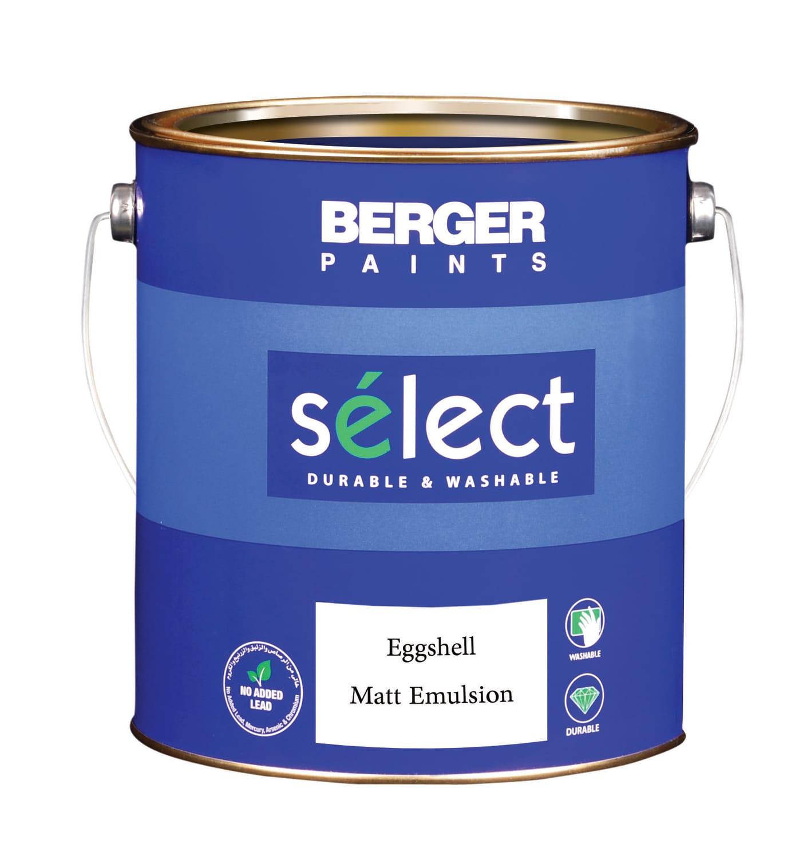 Select Eggshell Matt Emulsion | ProTenders