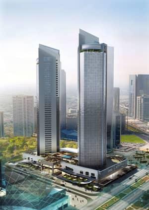 Global Construction Companies Aluminium Fabricator And