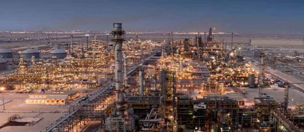 SATORP Jubail Refinery & Petrochemical Complex (Package 8