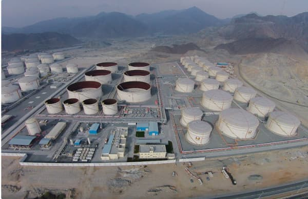Fujairah Oil Products Storage Terminal | ProTenders