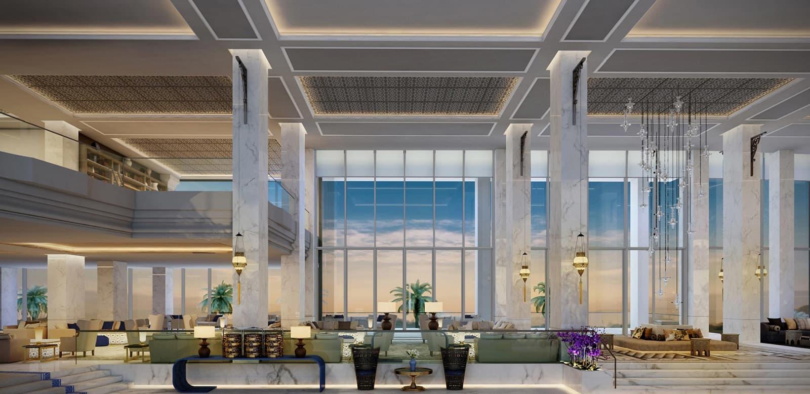 Progressive Claim Status >> Aqua Raffles Hotel Jeddah   ProTenders