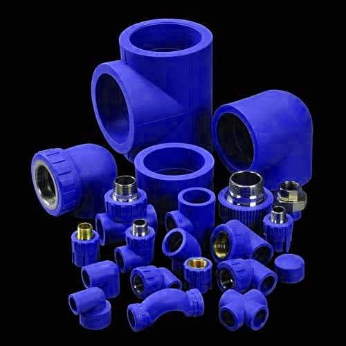 PPR Pipes & Fittings (Blue) | ProTenders