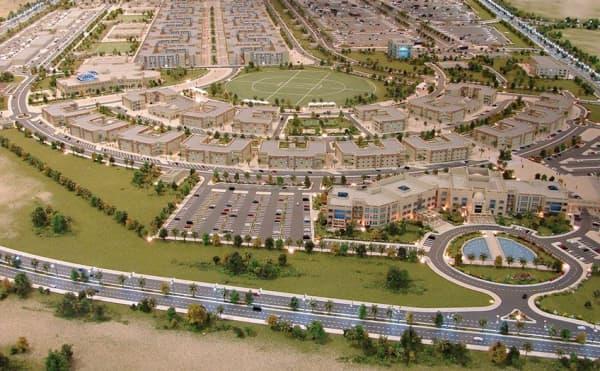 Barwa Al Baraha New Labour City | ProTenders