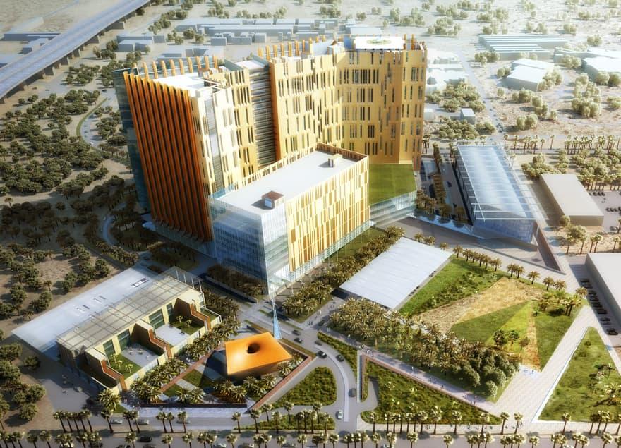 Kuwait Police Hospital | ProTenders
