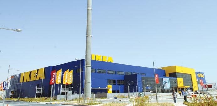 Ikea Doha Festival City Protenders