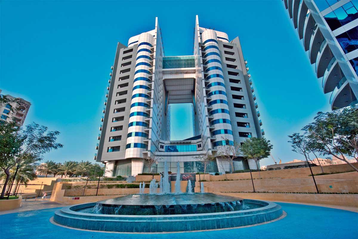 Dukes oceana hotel protenders for K porte inn hotel dubai