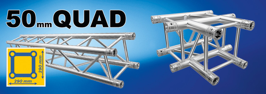 Large Quad Gantry 50mm