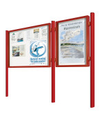 Notice boards 75mm