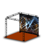 Steel Disco Truss