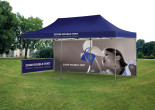 Marquee Tent for Shows and Fetes.