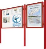 Top Quality notice board range